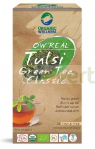 Herbata Tulsi Green Classic 20x1,55g Ow'Real
