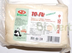 Tofu naturalne BIO 300g Solida Food