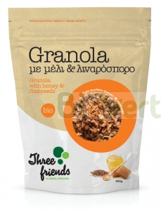 Granola BIO 350g Three Friends