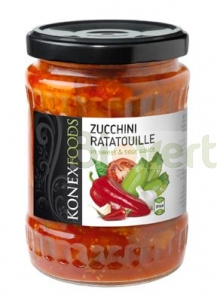 Ratatouille z cukinii 580ml Konex Foods