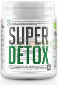 Super detox BIO 300g Diet-food.pl