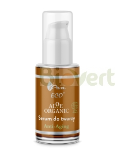 Serum do twarzy Aloe Organic BIO 30ml Ava Eco