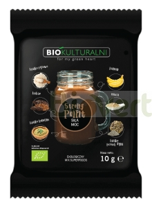 Mieszanka Superfoods Strong Point BIO 10g Biokulturalni