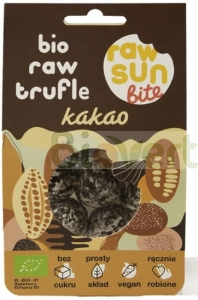 Trufle kakaowe BIO 105g Raw Sun Bite