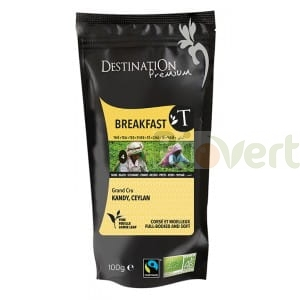 Herbata czarna Breakfast BIO 100g Destination