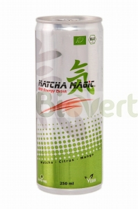 Herbata matcha energy drink BIO 250ml Matcha Magic